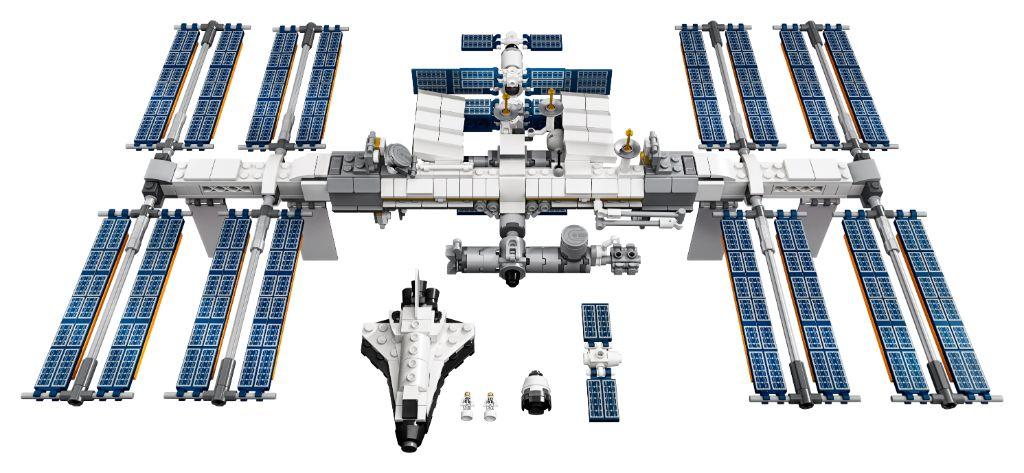 LEGO Ideas 21321 International Space Station 29