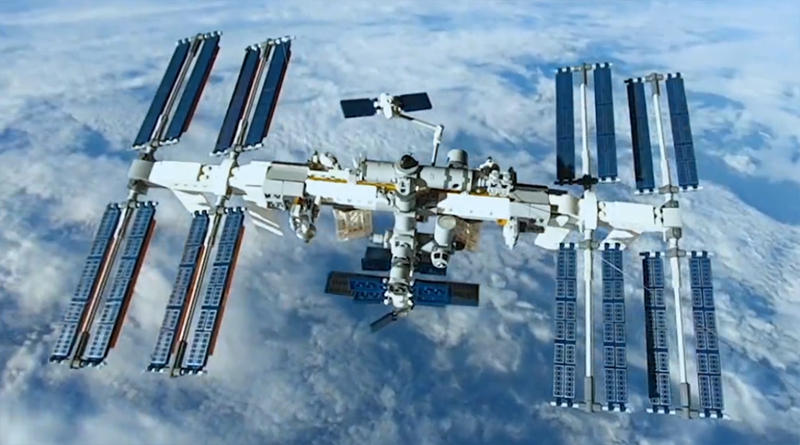 LEGO Ideas 21321 International Space Station Space Featured