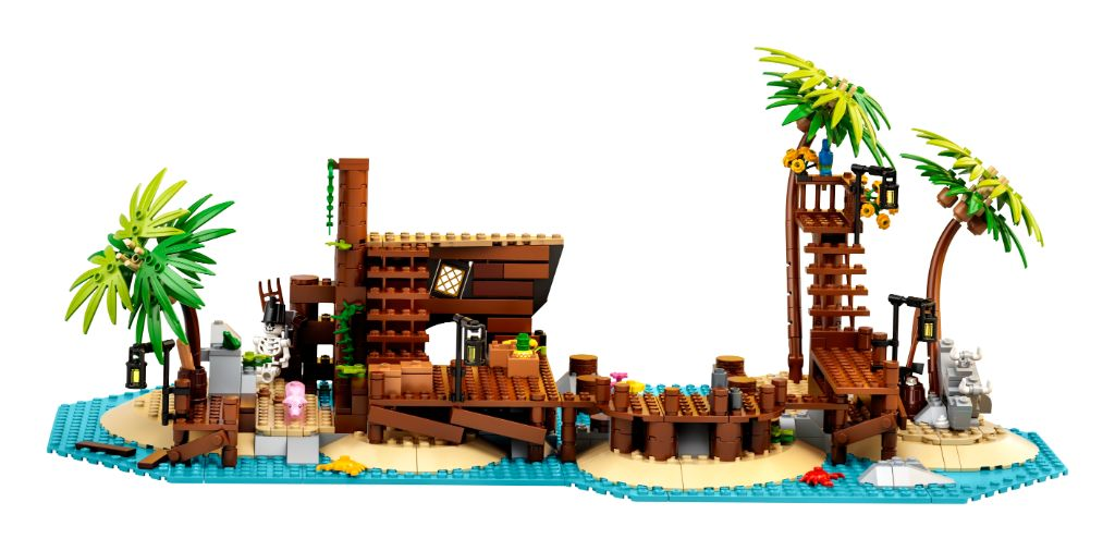 LEGO Ideas 21322 Pirates Of Barracuda Bay 16