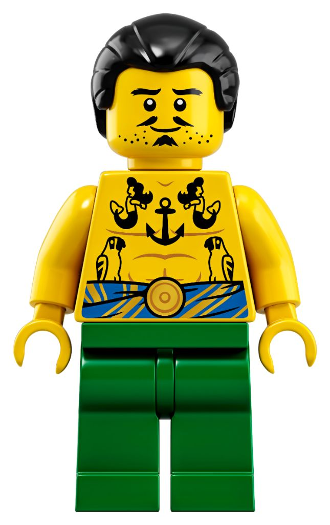 LEGO Ideas 21322 Pirates Of Barracuda Bay 5