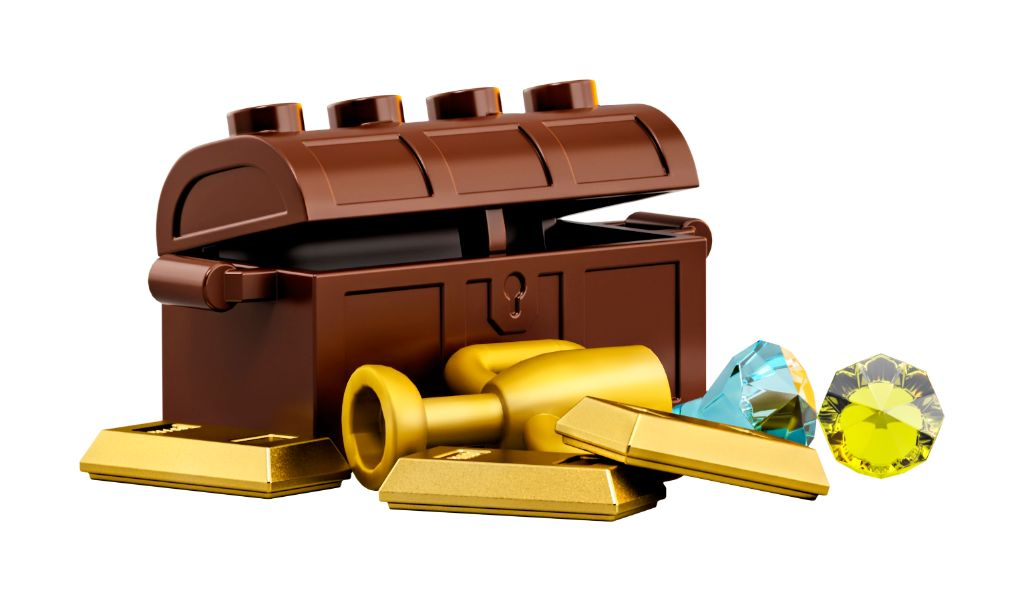LEGO Ideas 21322 Pirates Of Barracuda Bay 60