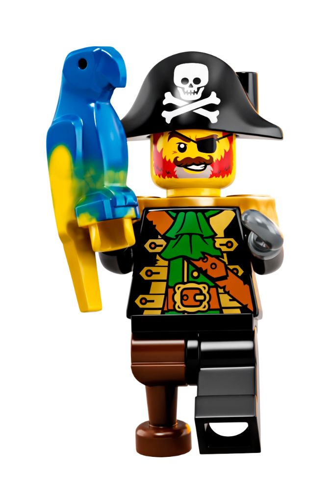 LEGO Ideas 21322 Pirates Of Barracuda Bay 61