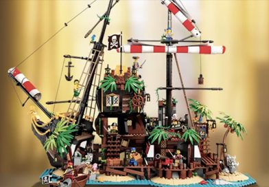 Tear-jerking advert launched for LEGO Ideas 21322 Pirates of Barracuda Bay