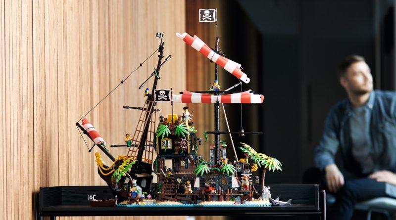LEGO Ideas 21322 Pirates of Barracuda Bay featured resized