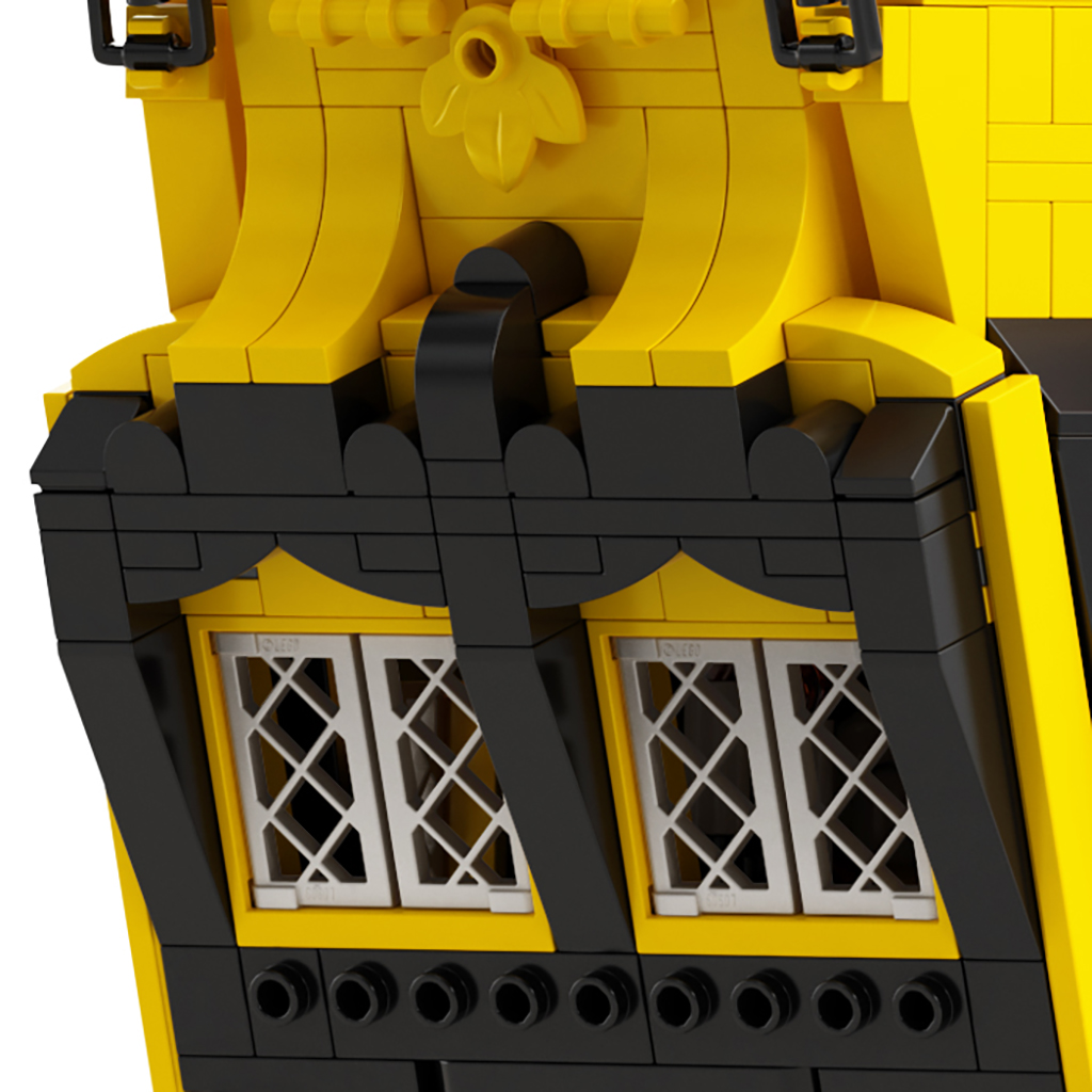 LEGO Ideas 21322 Pirates Of Barracuda Bay Ref 5