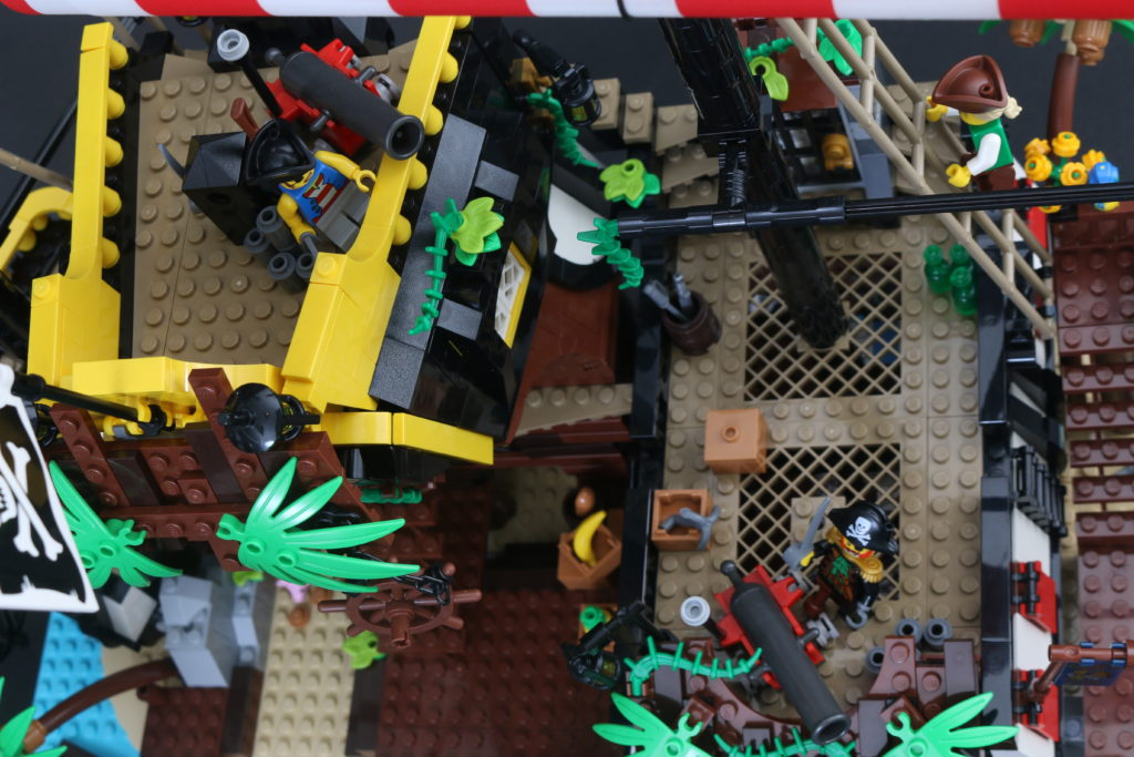 LEGO Ideas 21322 Pirates Of Barracuda Bay Review 11