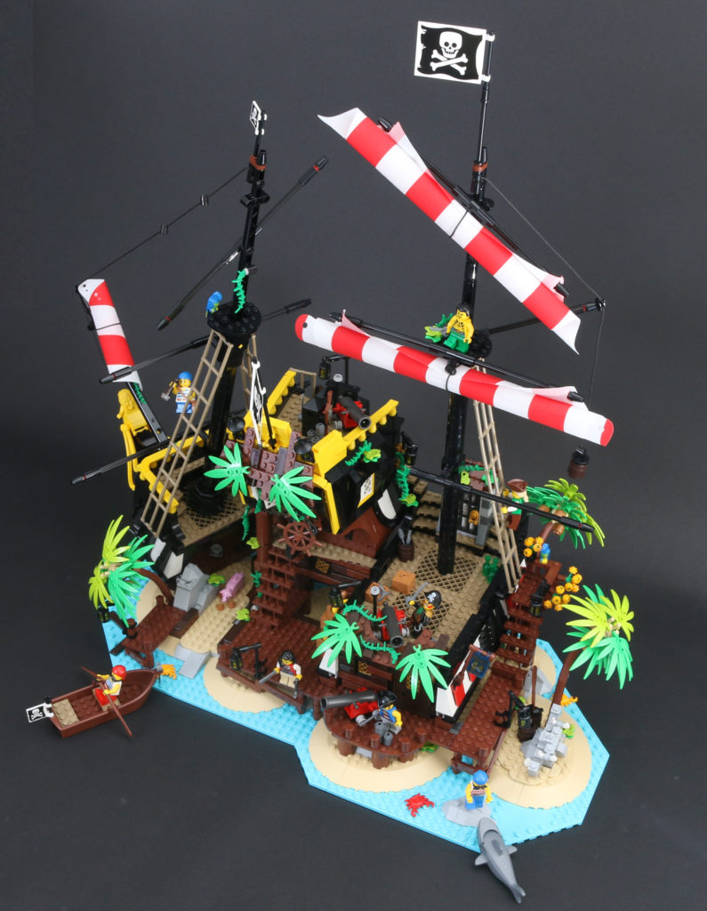 LEGO Ideas 21322 Pirates Of Barracuda Bay Review 1iii