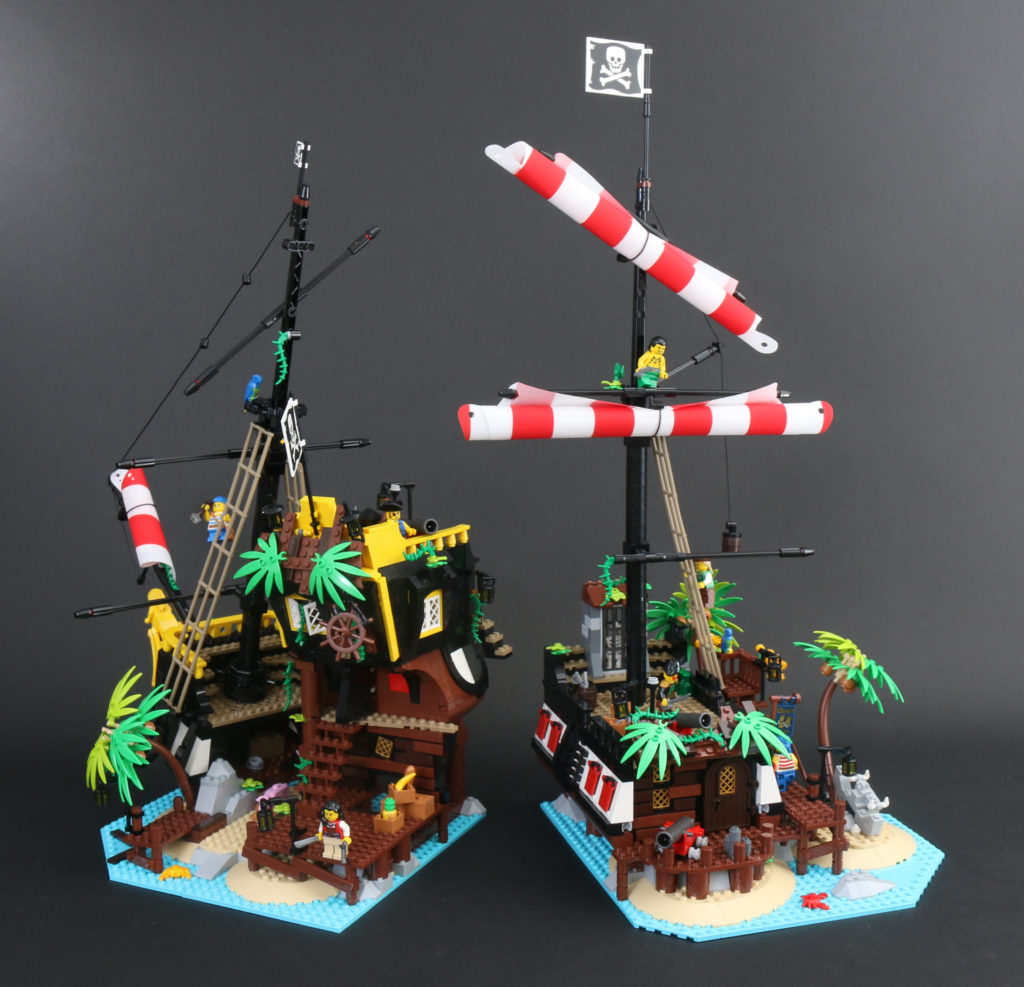 LEGO Ideas 21322 Pirates Of Barracuda Bay Review 1vi
