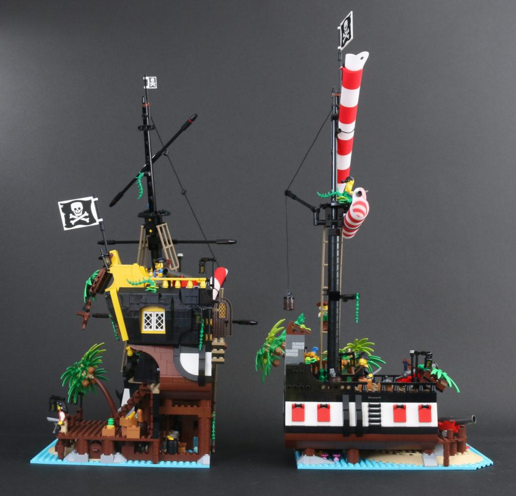 LEGO Ideas 21322 Pirates Of Barracuda Bay Review 1vii