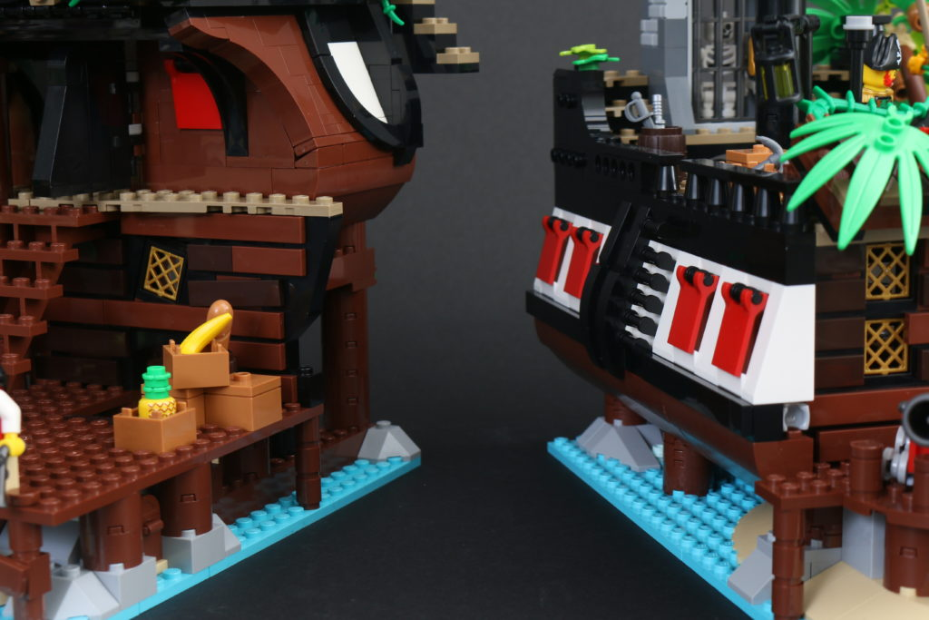 LEGO Ideas 21322 Pirates Of Barracuda Bay Review 25