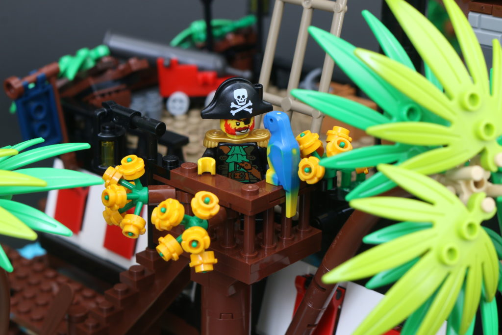 LEGO Ideas 21322 Pirates Of Barracuda Bay Review 35