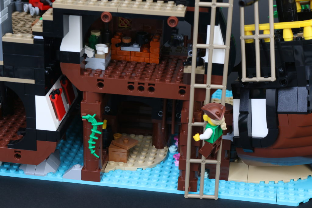 LEGO Ideas 21322 Pirates Of Barracuda Bay Review 36
