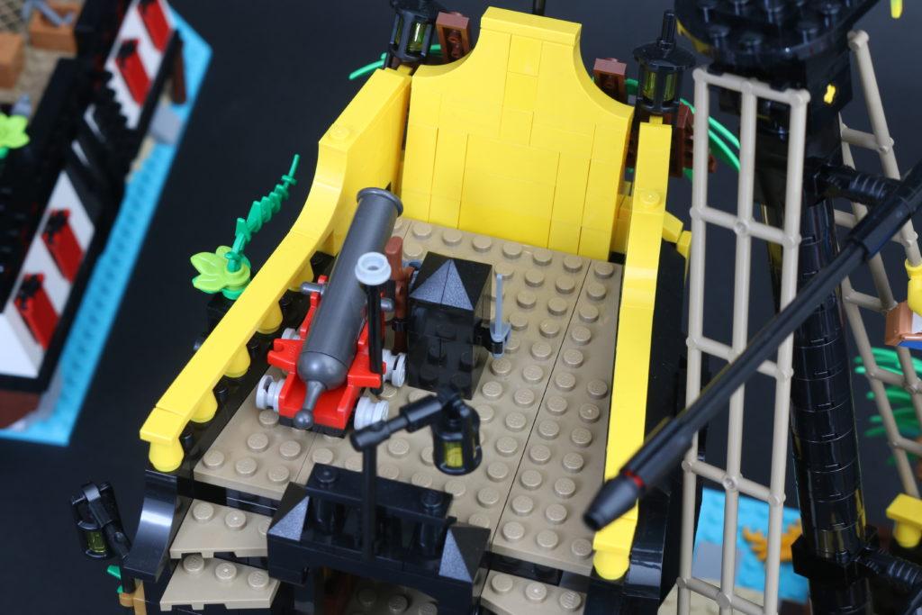 LEGO Ideas 21322 Pirates of Barracuda Bay review 43