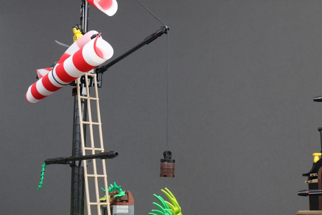 LEGO Ideas 21322 Pirates of Barracuda Bay review 48