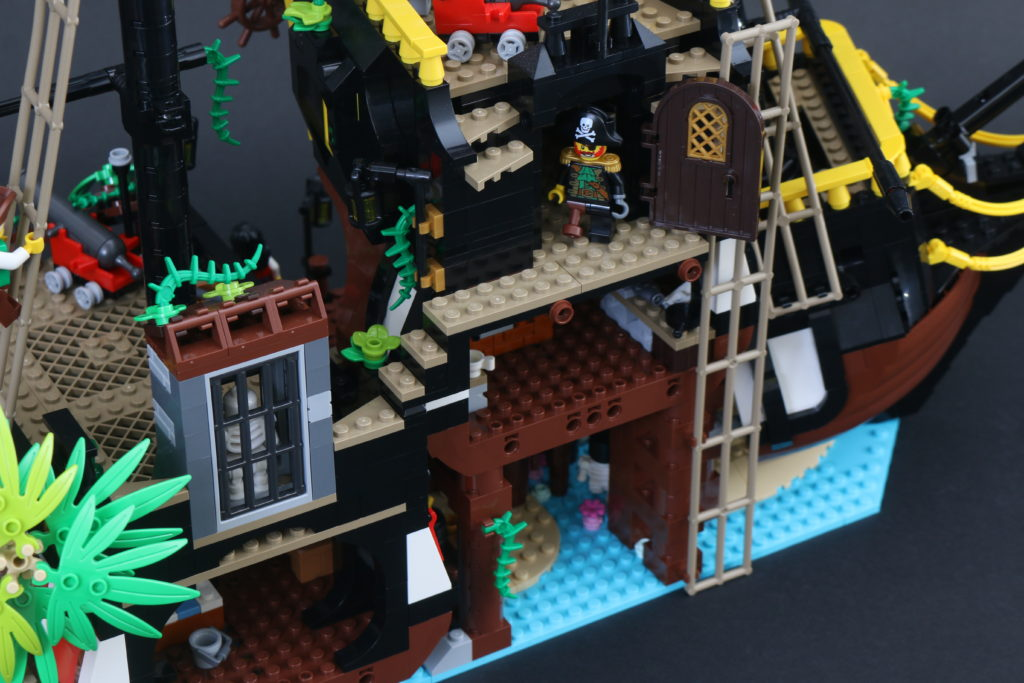 LEGO Ideas 21322 Pirates Of Barracuda Bay Review 50