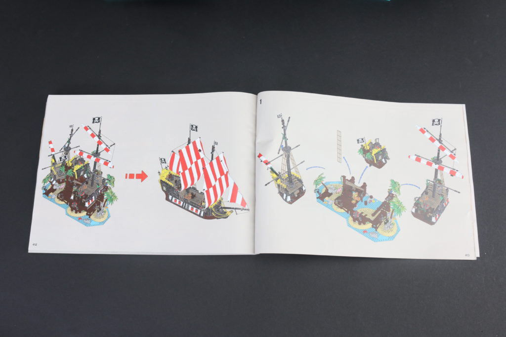 LEGO Ideas 21322 Pirates of Barracuda Bay review 53