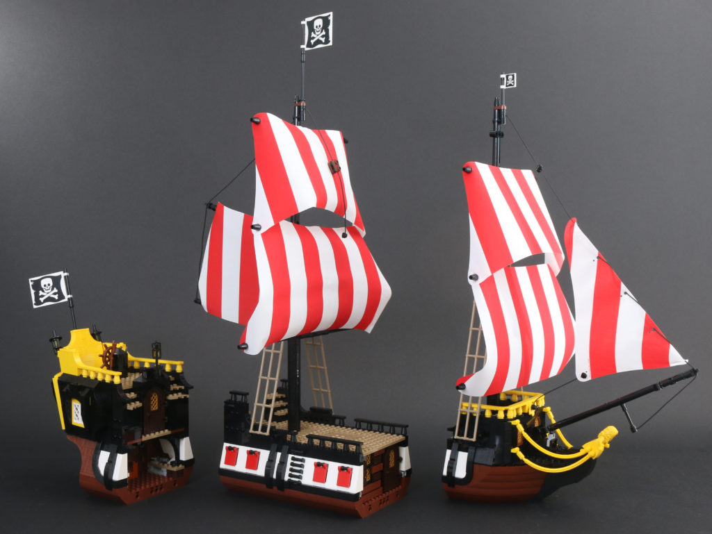 LEGO Ideas 21322 Pirates Of Barracuda Bay Review 59
