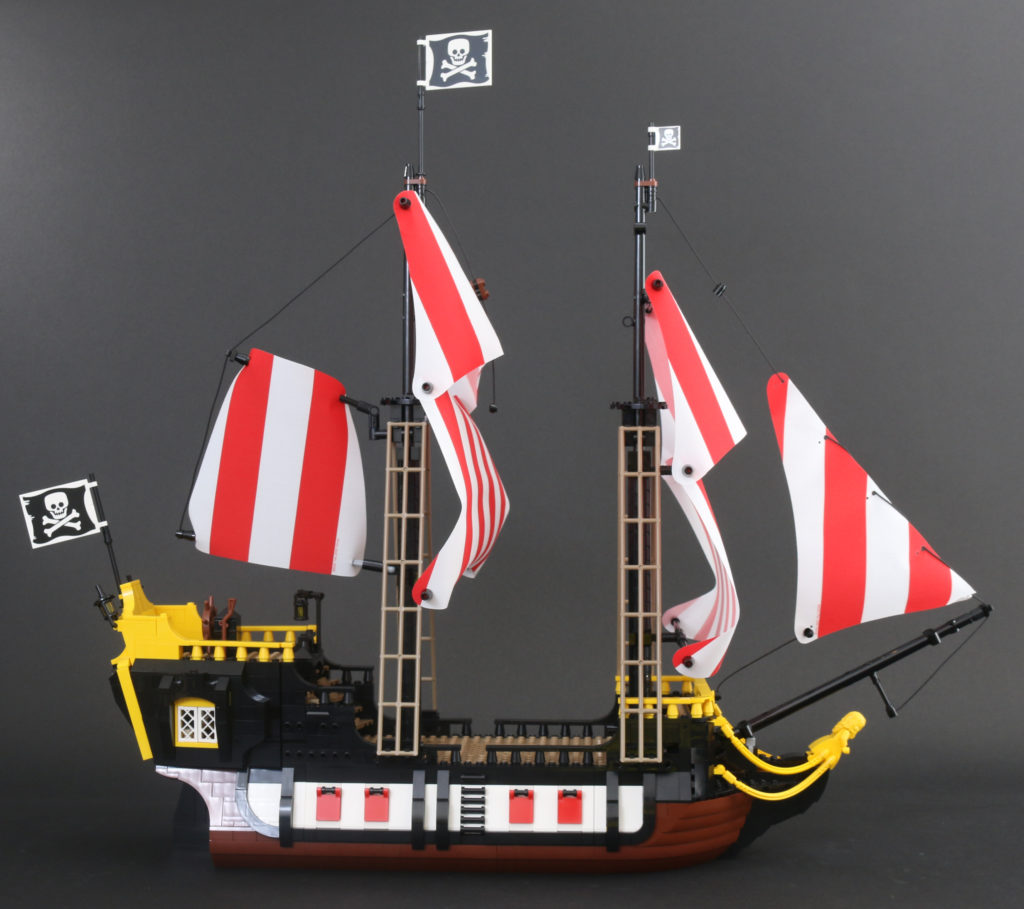 LEGO Ideas 21322 Pirates Of Barracuda Bay Review 60