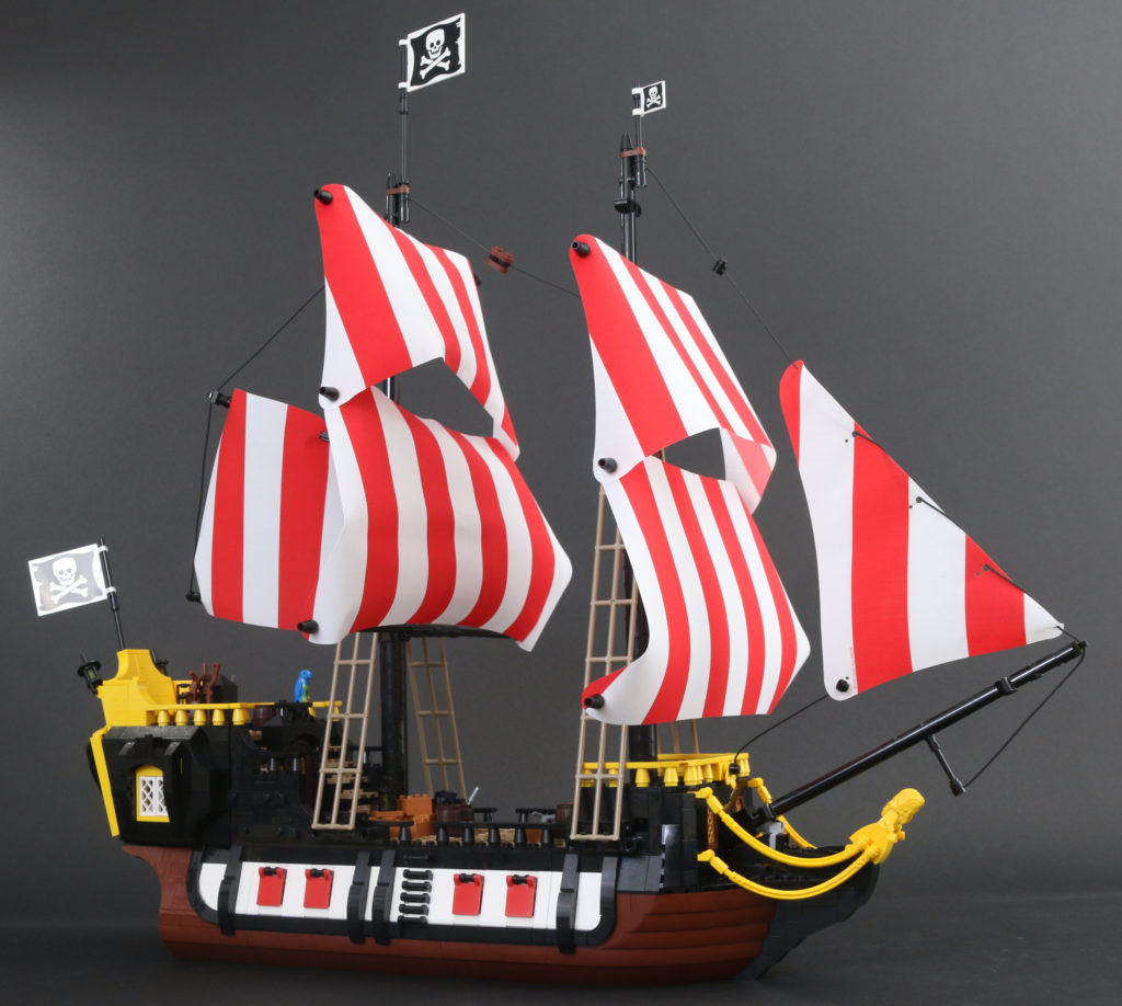 LEGO Ideas 21322 Pirates Of Barracuda Bay Review 62