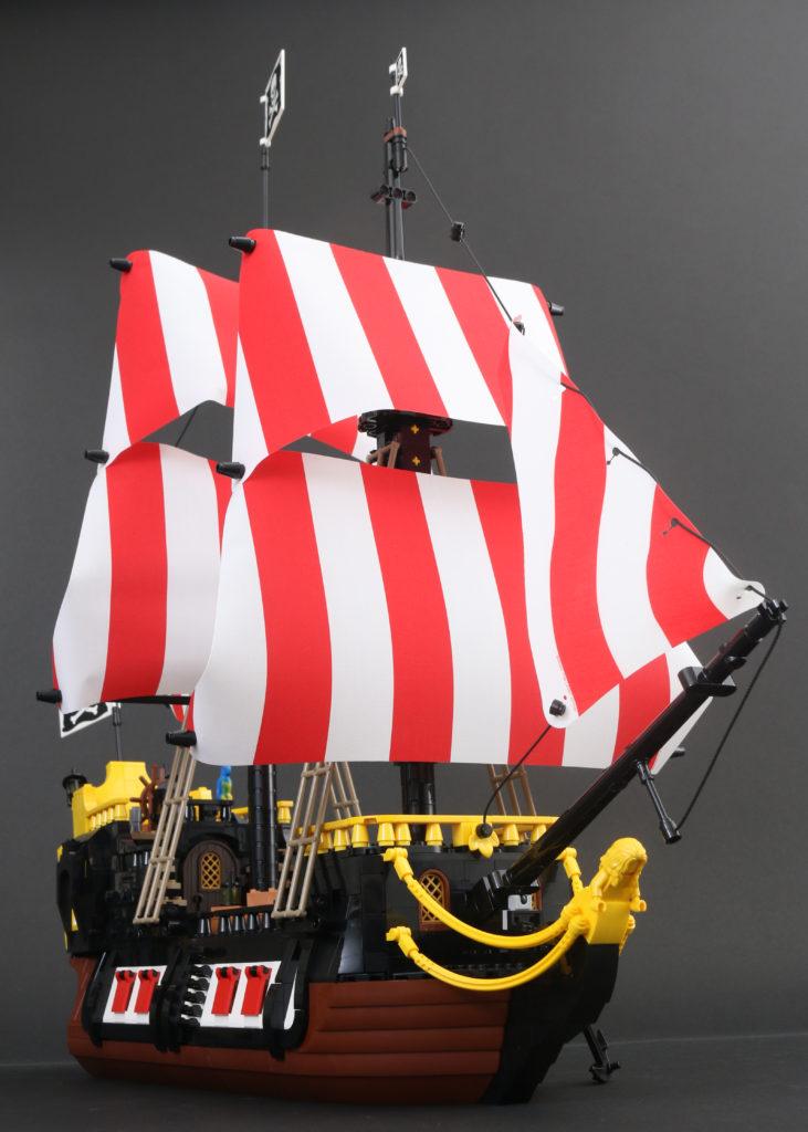 LEGO Ideas 21322 Pirates of Barracuda Bay review 64