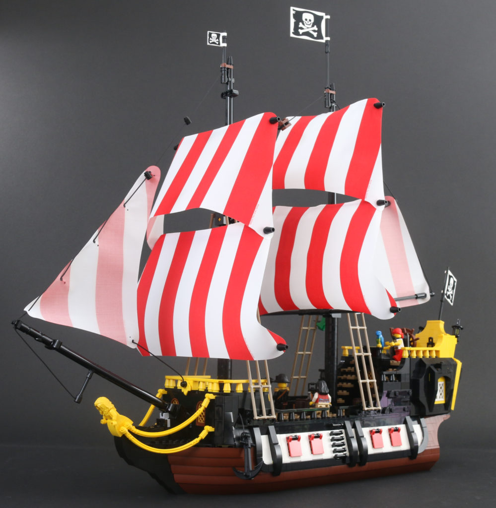 LEGO Ideas 21322 Pirates Of Barracuda Bay Review 69