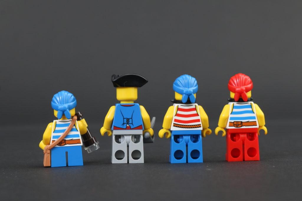 LEGO Ideas 21322 Pirates of Barracuda Bay review 80