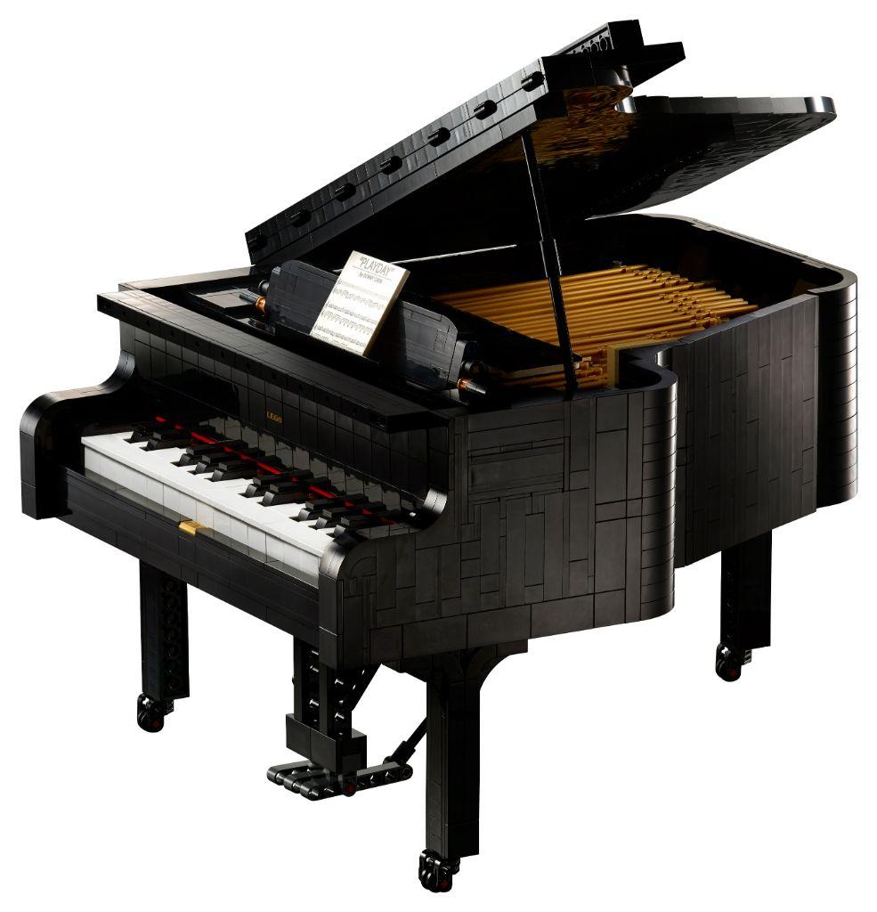 LEGO Ideas 21323 Grand Piano 14