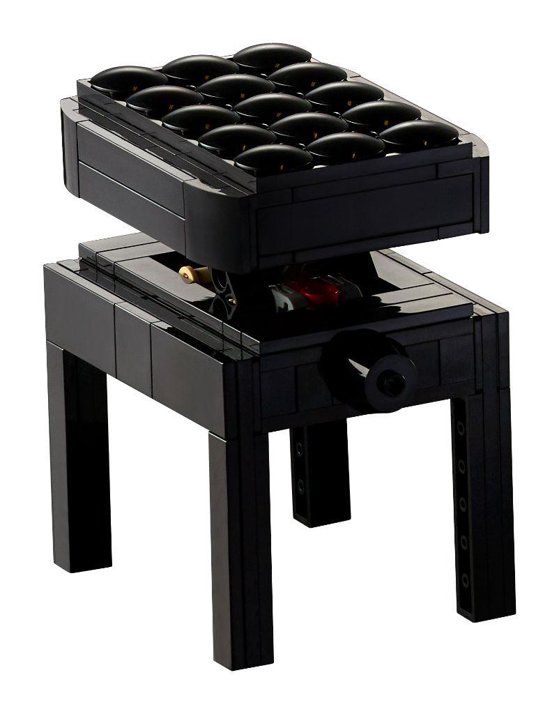 LEGO Ideas 21323 Grand Piano 15