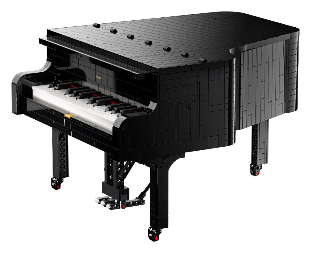 LEGO Ideas 21323 Grand Piano 16