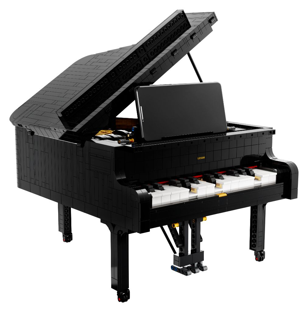 LEGO Ideas 21323 Grand Piano 20