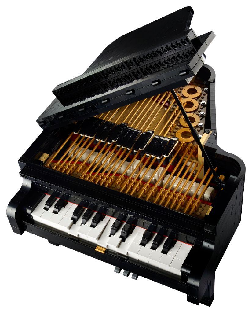 LEGO Ideas 21323 Grand Piano 22