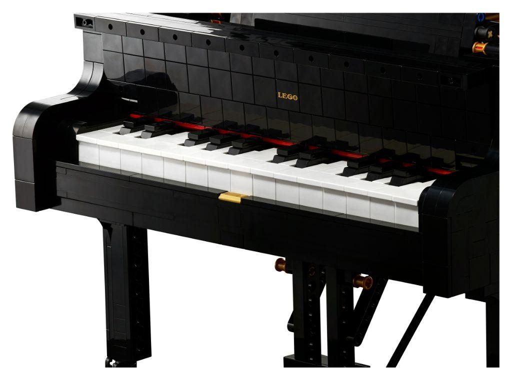 LEGO Ideas 21323 Grand Piano 30