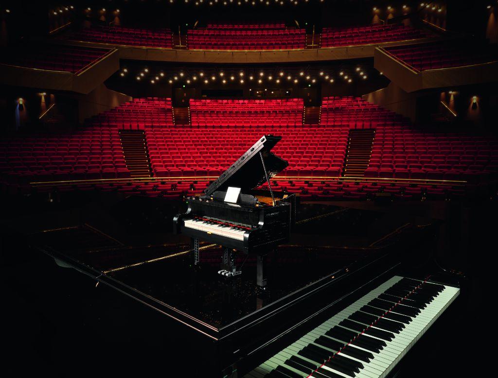 LEGO Ideas 21323 Grand Piano 39