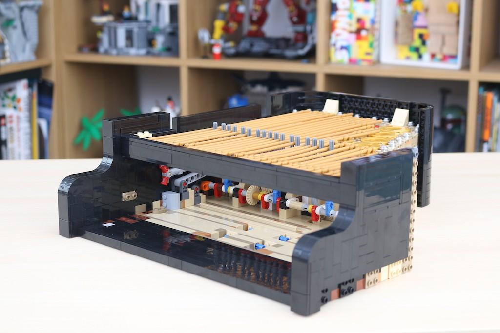 LEGO Ideas 21323 Grand Piano Review 13