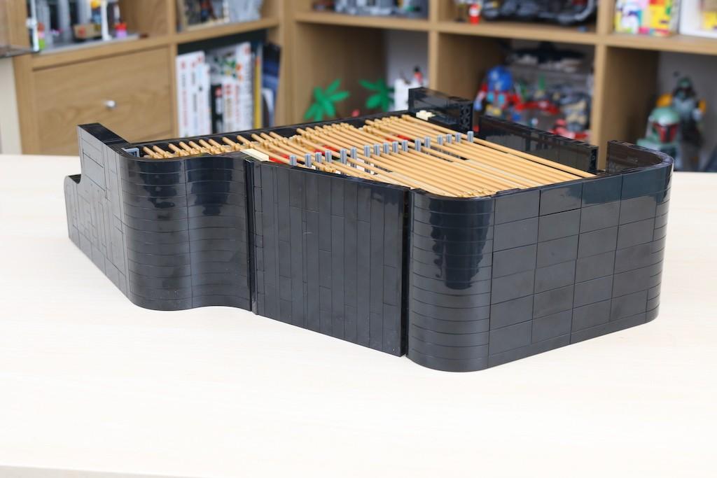 LEGO Ideas 21323 Grand Piano Review 16