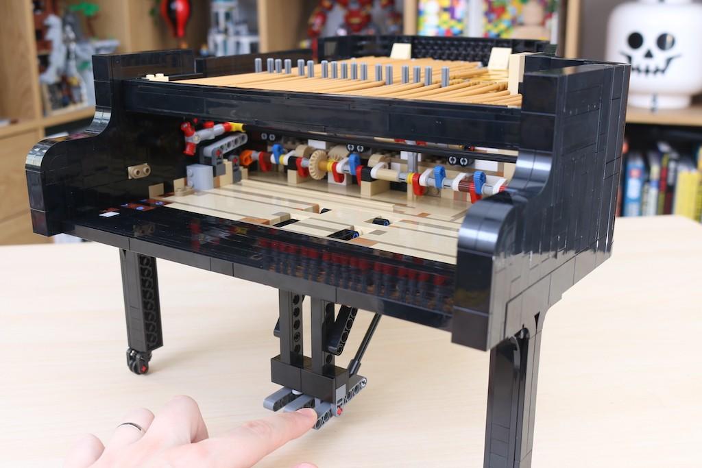 LEGO Ideas 21323 Grand Piano Review 21