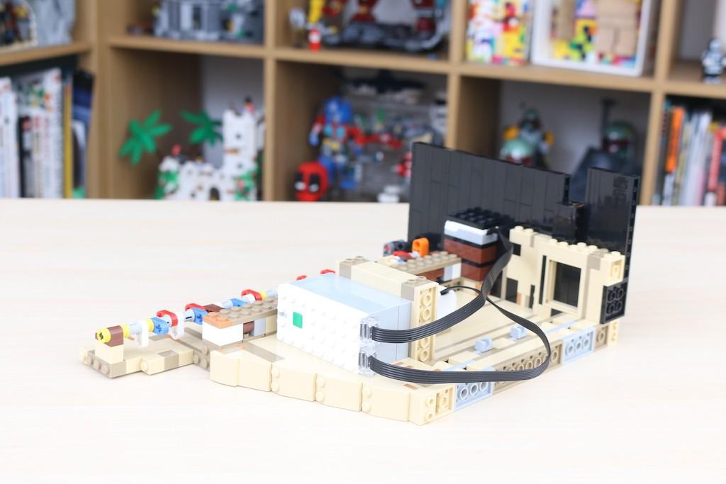 LEGO Ideas 21323 Grand Piano Review 3