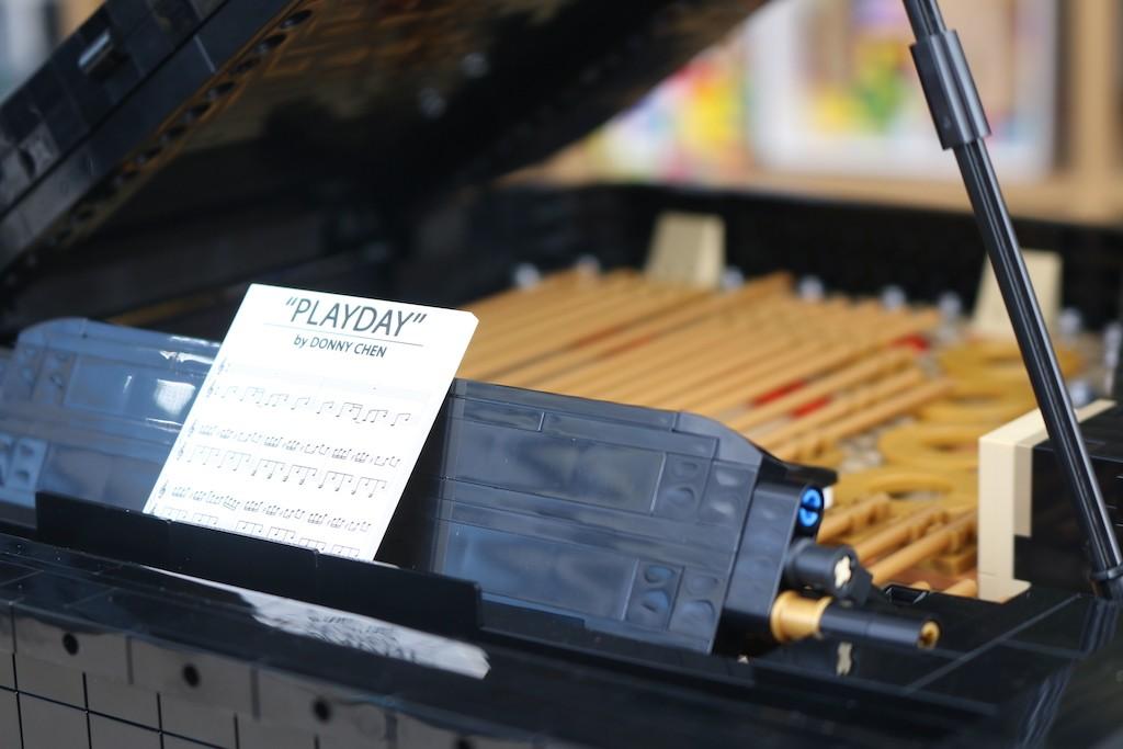 LEGO Ideas 21323 Grand Piano Review 33