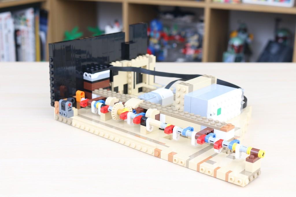 LEGO Ideas 21323 Grand Piano Review 4