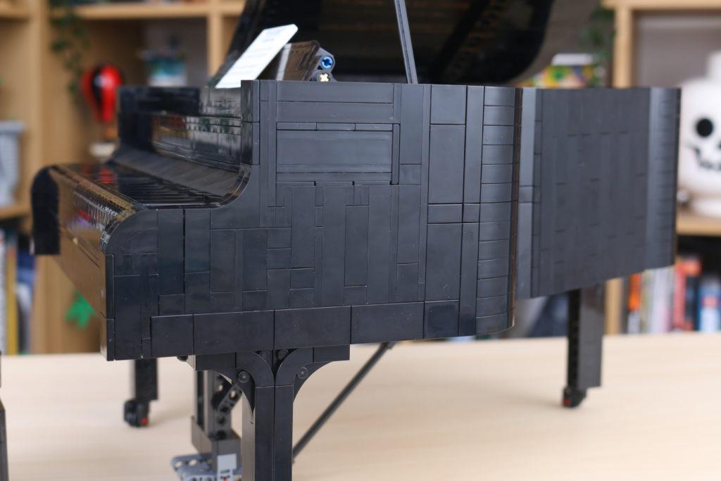 LEGO Ideas 21323 Grand Piano Review 50