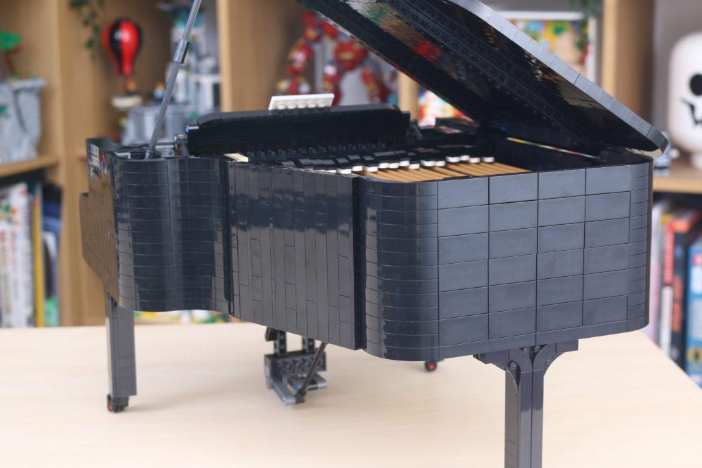 LEGO Ideas 21323 Grand Piano Review 51