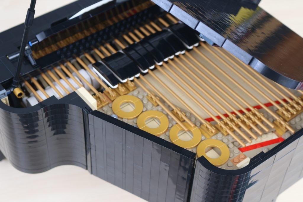 LEGO Ideas 21323 Grand Piano Review 52
