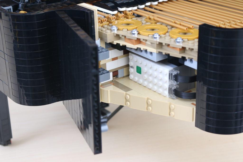 LEGO Ideas 21323 Grand Piano Review 53