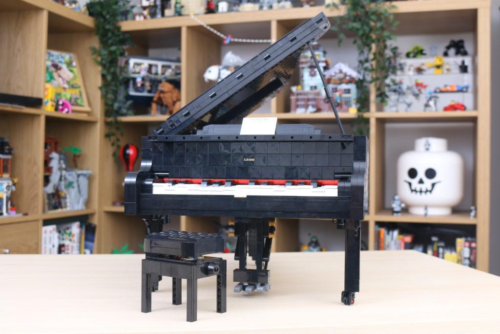 LEGO Ideas 21323 Grand Piano Review 62 1