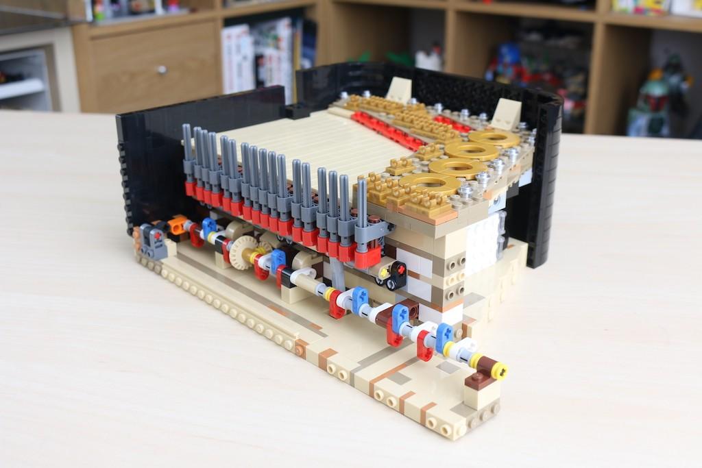 LEGO Ideas 21323 Grand Piano Review 7