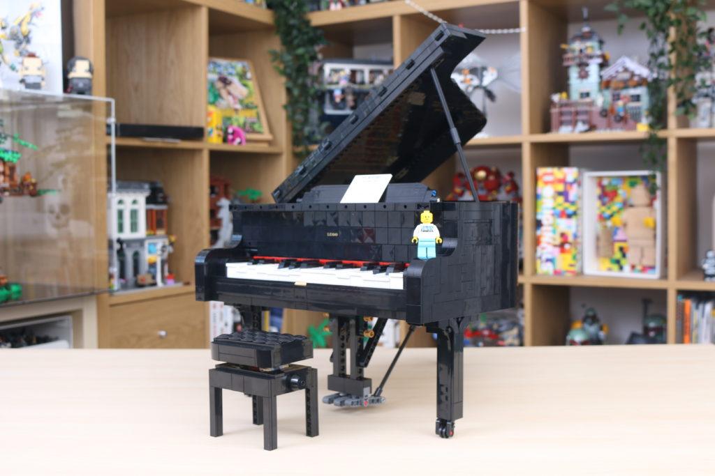 LEGO Ideas 21323 Grand Piano Review 70