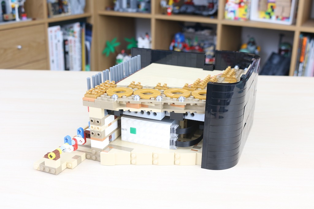 LEGO Ideas 21323 Grand Piano Review 9
