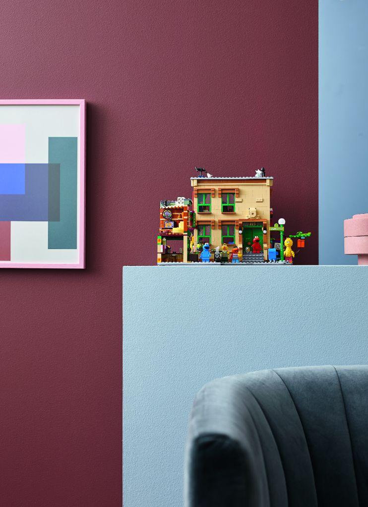 LEGO Ideas 21324 Sesame Street 17