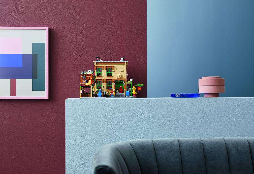 LEGO Ideas 21324 Sesame Street 20