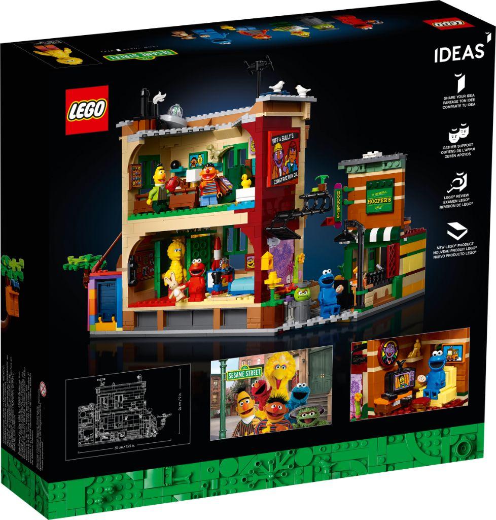 LEGO Ideas 21324 Sesame Street 6